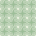 Seamless petal pattern Stock Image