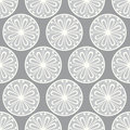 Seamless petal pattern Royalty Free Stock Photo