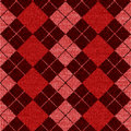 Seamless Plaid Argyle Royalty Free Stock Images