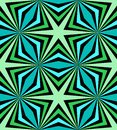 Seamless Polygonal Blue and Green Pattern. Geometric Abstract Background. Suitable for textile, fabric, packaging and web design.