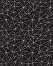 Seamless polygonal pattern