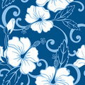Seamless Polynesian Dream Pattern Stock Images