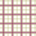 Seamless purple checked pattern Royalty Free Stock Photography