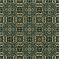 Seamless raster pattern in oriental style psychedelic mosaic Pattern for wallpaper, backgrounds, decor for tapestries, carpet