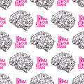 Seamless realistic brain