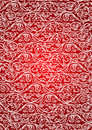 Seamless red pattern Royalty Free Stock Photos