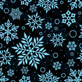 Seamless repeating New Year pattern