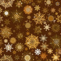 Seamless retro christmas texture pattern. EPS 8 Royalty Free Stock Photo