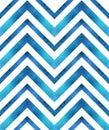 Seamless retro geometric pattern with zigzag lines.