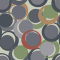 Seamless retro pattern Royalty Free Stock Photography