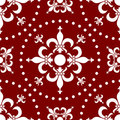 Seamless Retro Pattern [2] Royalty Free Stock Photo