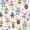 Seamless robots