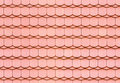 Seamless roof tile texture Royalty Free Stock Photo