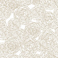 Seamless rose pattern simple Stock Photos