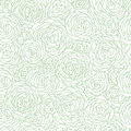 Seamless rose pattern simple Royalty Free Stock Image