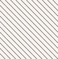 Seamless scribble diagonal stripes pattern Royalty Free Stock Photo