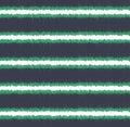 Seamless scribble horizontal stripes pattern Royalty Free Stock Photo