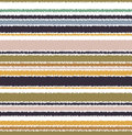 Seamless scribble horizontal stripes pattern Royalty Free Stock Photo