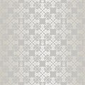 Seamless silver small floral elements wallpaper Royalty Free Stock Photo