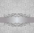 Seamless Silver Wallpaper And ...