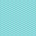 Seamless Sky Blue Pattern Royalty Free Stock Photography