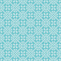 Seamless snowflakes background geometric pattern winter theme vector eps image Stock Photos