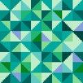 Seamless Southwestern Tile Royalty Free Stock Photo