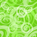 Seamless Spiral Pattern Royalty Free Stock Photo