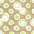 Seamless Spring Meadow Camo Background Pattern Stock Photos