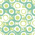 Seamless Spring Meadow Camo Background Pattern Royalty Free Stock Photo