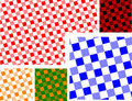 Seamless Square pattern Stock Photos