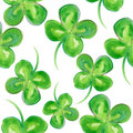 Seamless st patrick s day pattern Stock Photos