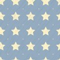 Seamless star background file eps format Stock Image