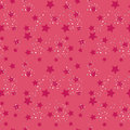 Seamless star pattern Royalty Free Stock Image