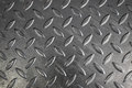 Seamless steel diamond plate texture Royalty Free Stock Photo