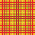 Seamless Stitch Pattern Royalty Free Stock Image