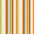 Seamless striped fabric pattern Stock Images