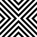 Seamless Stripes Pattern Stock Image