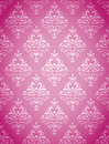 Seamless swans pattern Royalty Free Stock Photos