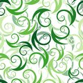 Seamless swirl pattern Royalty Free Stock Image