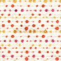 Seamless swirl water color style background Royalty Free Stock Photo