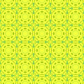 Seamless symmetrical pattern, texture Stock Photos