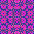 Seamless symmetrical pattern, texture Stock Images