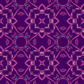 Seamless symmetrical pattern, texture Royalty Free Stock Image