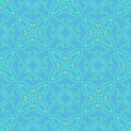 Seamless symmetrical pattern, texture Stock Image