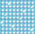 Seamless tablecloth pattern Royalty Free Stock Photos