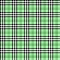 Seamless tartan pattern ill Stock Photos