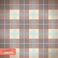 Seamless tartan pattern illustration of Royalty Free Stock Image