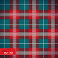 Seamless tartan pattern vector illustration of Stock Images