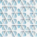 Seamless Tech Pattern. Abstract Contemporary Background